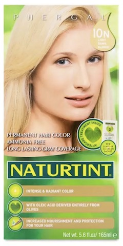 Image of Naturtint Permanent Hair Colorant, Light Dawn Blonde (10N)