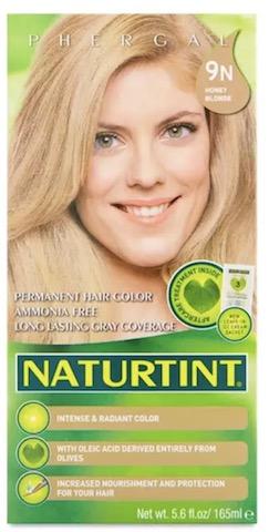Image of Naturtint Permanent Hair Colorant, Honey Blonde (9N)