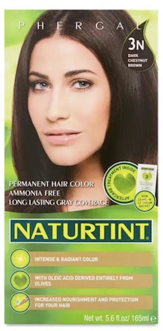 Image of Naturtint Permanent Hair Colorant, Dark Chestnut Brown (3N)