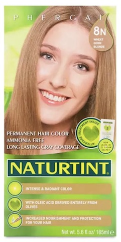Image of Naturtint Permanent Hair Colorant, Wheat Germ Blonde (8N)