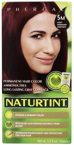 Image of Naturtint Permanent Hair Colorant, Light Mahogany Chestnut (5M)