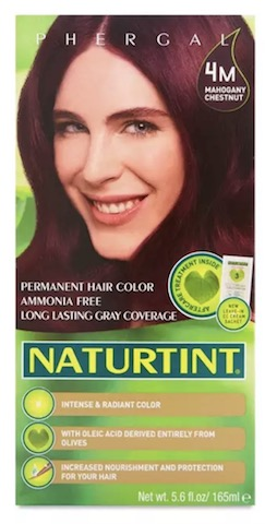 Image of Naturtint Permanent Hair Colorant, Mahogany Chestnut (4M)