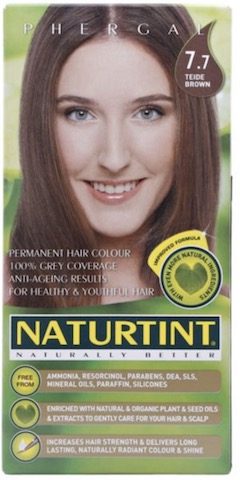 Image of Naturtint Permanent Hair Colorant, Teide Brown (I-7.7)
