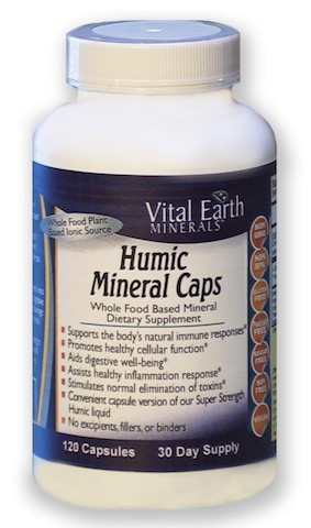 Image of Humic Mineral Caps