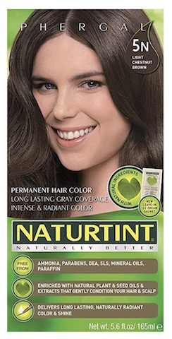 Image of Naturtint Permanent Hair Colorant, Light Chestnut Brown (5N)