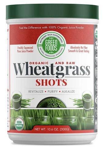 Image of Wheat Grass Shots Powder (60 Servings)