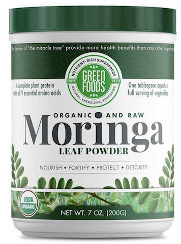 Image of Moringa Leaf Powder Organic & Raw