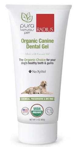Image of Canine Toothpaste Dental Gel Organic