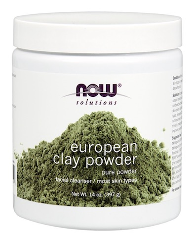 Image of Facial Care European Clay Powder