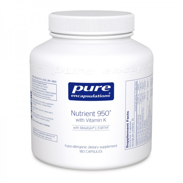 Image of Nutrient 950 with Vitamin K