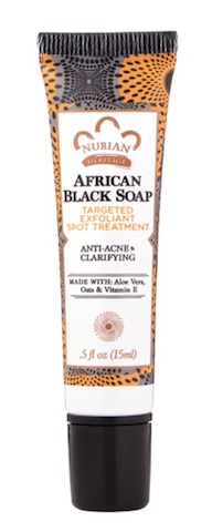 Image of African Black Soap Exfoliant Spot Treatment