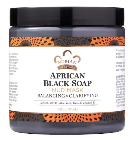 Image of African Black Soap Mud Mask