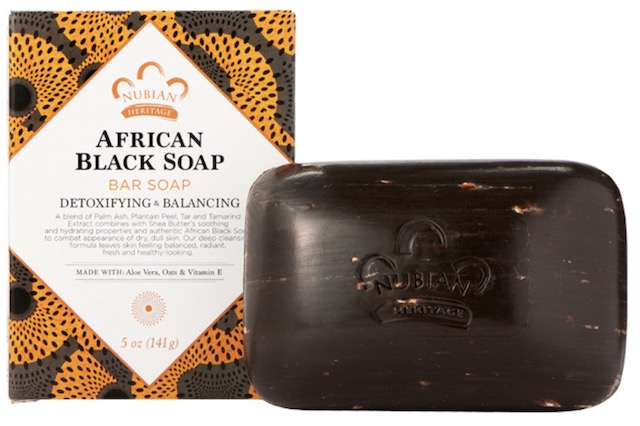 Image of African Black Soap Bar Soap