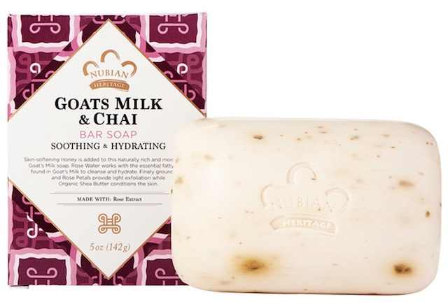 Image of Goat's Milk & Chai Bar Soap