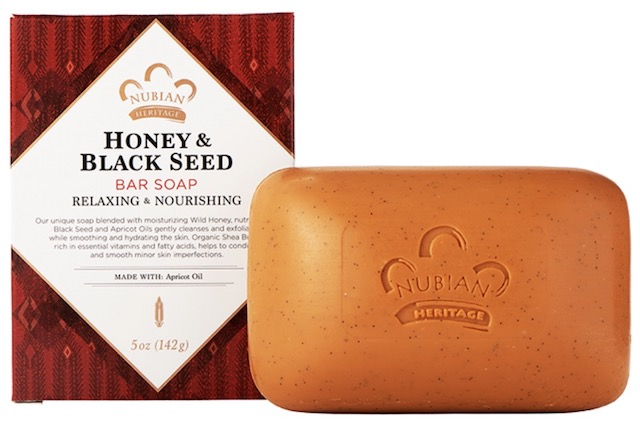 Image of Honey & Black Seed Bar Soap