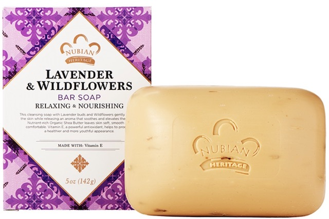 Image of Lavender & Wildflowers Bar Soap