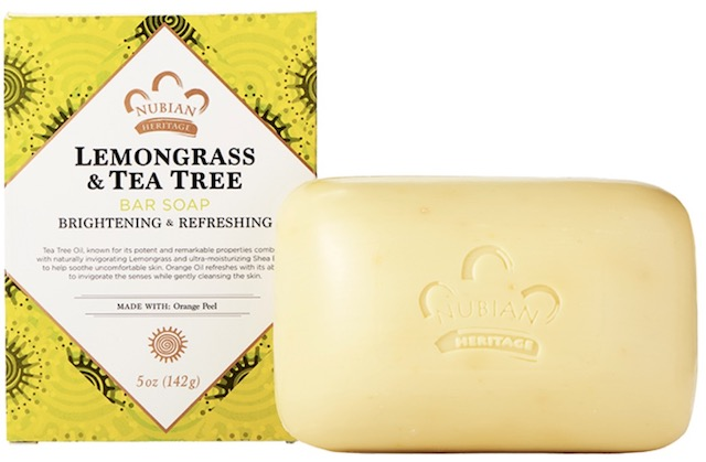 Image of Lemongrass & Tea Tree Bar Soap