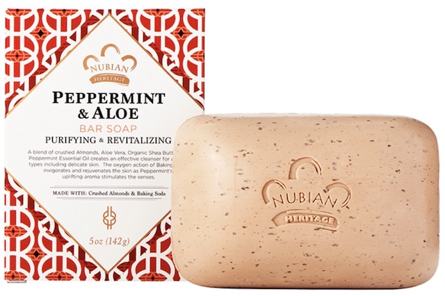 Image of Peppermint & Aloe Bar Soap