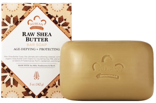 Image of Raw Shea Butter Bar Soap