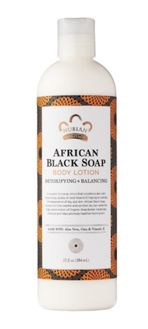 Image of African Black Soap Body Lotion