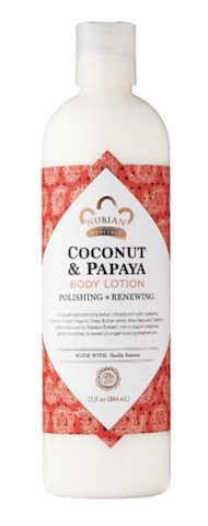 Image of Coconut & Papaya Body Lotion