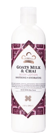 Image of Goat's Milk & Chai Body Lotion