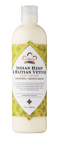 Image of Indian Hemp & Haitian Vetiver Body Lotion