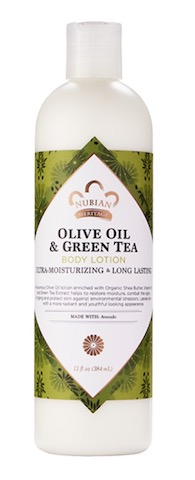Image of Olive Oil & Green Tea Body Lotion