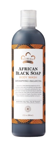Image of African Black Soap Body Wash