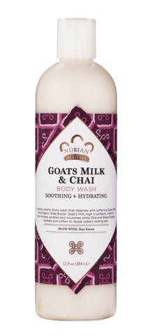 Image of Goat's Milk & Chai Body Wash