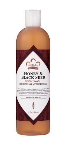 Image of Honey & Black Seed Body Wash