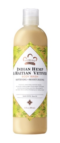 Image of Indian Hemp & Haitian Vetiver Body Wash