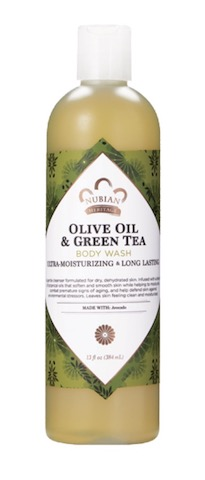 Image of Olive Oil & Green Tea Body Wash