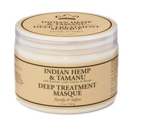 Image of Indian Hemp & Tamanu Deep Treatment Masque for Hair