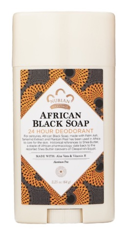 Image of African Black Soap Deodorant