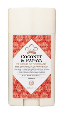 Image of Coconut Papaya Deodorant