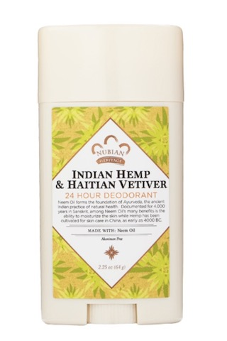 Image of Indian Hemp & Haitian Vetiver Deodorant