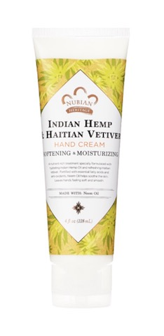 Image of Indian Hemp & Haitian Vetiver Hand Cream