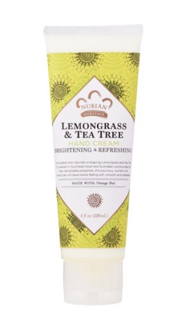 Image of Lemongrass & Tea Tree Hand Cream