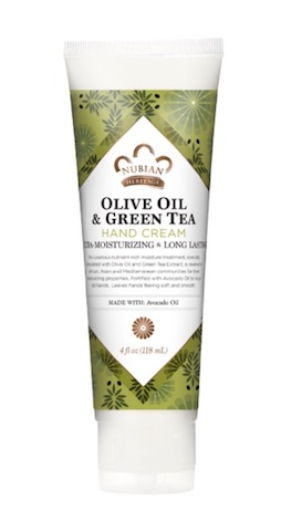 Image of Olive Oil & Green Tea Hand Cream