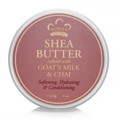 Image of Goat's Milk & Chai Infused Shea Butter