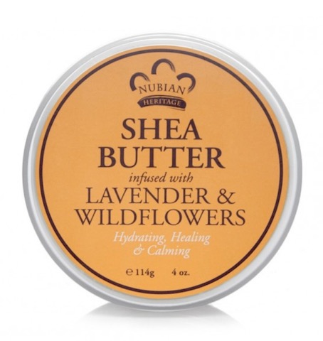 Image of Lavender & Wildflowers Infused Shea Butter