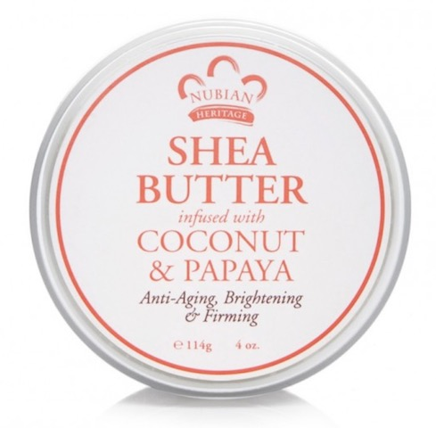Image of Coconut & Papay Infused Shea Butter