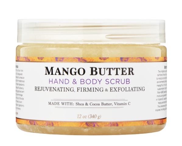 Image of Mango Butter Hand & Body Scrub
