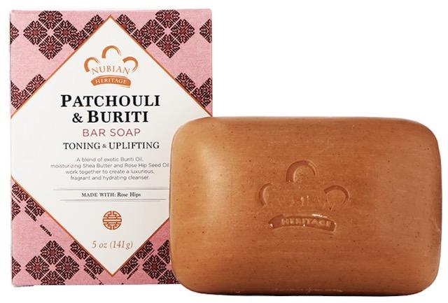 Image of Patchouli & Buriti Bar Soap