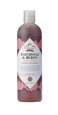 Image of Patchouli & Buriti Body Wash