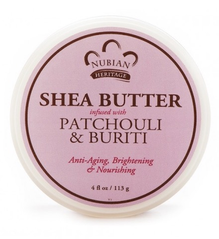 Image of Patchouli & Buriti Infused Shea Butter