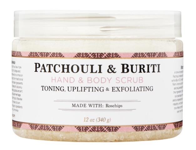 Image of Patchouli & Buriti Hand & Body Scrub