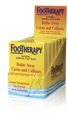 Image of FooTherapy Mineral Foot Bath