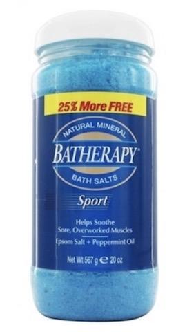 Image of BaTherapy Mineral Bath Salts Sport